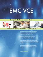 EMC VCE Complete Self-Assessment Guide