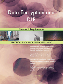 Data Encryption and DLP Standard Requirements
