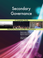 Secondary Governance A Complete Guide