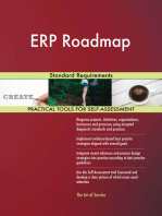 ERP Roadmap Standard Requirements