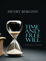 Time and Free Will (Annotated Edition)