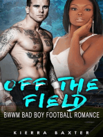 Off The Field - BWWM Bad Boy Football Romance