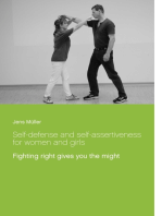Self-defense and self-assertiveness for women and girls