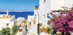 Gourmet Tastes Of The Greek Islands