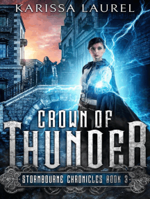 Crown of Thunder: Stormbourne Chronicles, #3