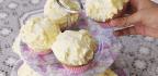 Lemon Cupcakes WITH LEMON CURD & CREAM CHEESE ICING