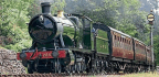 'Last' Loose-coupled Freight Engine Has Centenary At Big Severn Valley Gala