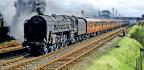 Hero Steam Train Driver's Memorial Unveiled