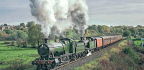 Great Western pairing in East Lancashire