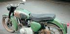BSA B31 restoration