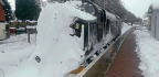 Passengers Marooned On Trains Across UK As 'Beast From The East' Creates Arctic Challenge
