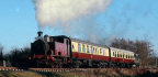 Passenger Trains Return To Alnmouth Branch
