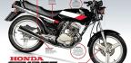 Honda Cb125t