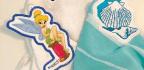 Applique Towel Topper