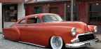 Golden Sunset Michael Stewart 1952 Chevrolet Custom, Bannockburn, Central Otago