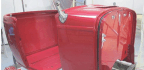 Project Hot Rod Roadster Pickup