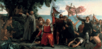 La Carta Robada De Colón Vuelve A España