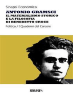 Il materialismo storico e la filosofia di Benedetto Croce