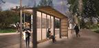 Mobiliario Urbano Diseño Para Las Paradas De Buses De La Ciudad De Cuenca
