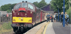Heritage Operator Saves The Day For Windermere Branch