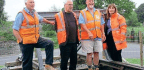 Network Rail Head Praises Llangollen's Corwen Central Team