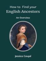 How to Find Your English Ancestors