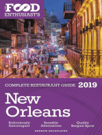New Orleans - 2019 - The Food Enthusiast's Complete Restaurant Guide