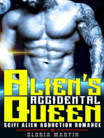 Alien's Accidental Queen - Scifi Alien Abduction Romance