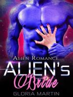 Alien's Bride - scifi Alien Invasion Romance