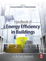Handbook of Energy Efficiency in Buildings