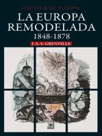 La europa remodelada. 1848-1878