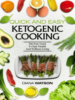 Ketogenic Cookbook