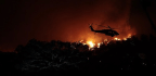 Woolsey Fire Grows Slightly To 97,620 Acres With 47 Percent Containment