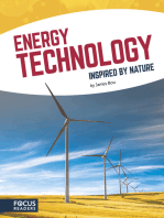 Energy Technology Inspired by Nature