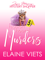 The Fashion Hound Murders