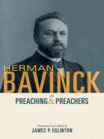 Herman Bavinck on Preaching and Preachers