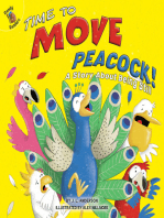 Time to Move Peacock!