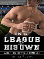 In a League of His Own - A Bad Boy Football Romance