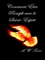 Comment Être Rempli Avec Le Saint-Esprit