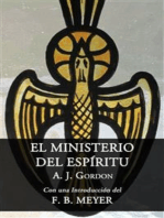 El Ministerio Del Espíritu