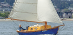 On Not Giving Up Sailing