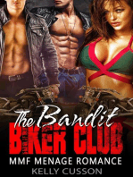 The Bandit Biker Club - MMF Menage Romance