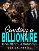 Curating a Billionaire - Love Triangle Romance
