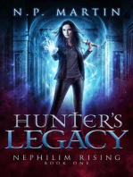 Hunter's Legacy (Nephilim Rising Book 1)