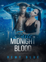 The Taste For Midnight Blood