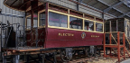 Ryde Tram Gifted To Wight Steam Railway