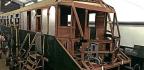 Volunteers Progress GWR Railcar W20W Restoration At Tenterden