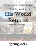 His World Returns
