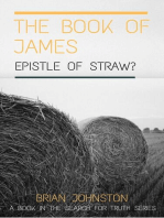 James - Epistle of Straw?