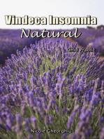 Vindeca-te de Insomnie in Mod Natural